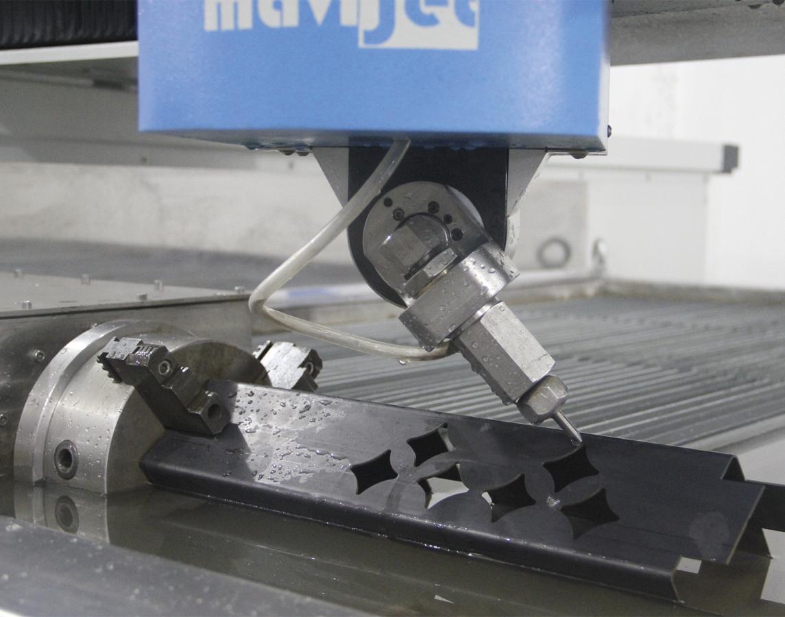 Water Jet Cutting Machines MAVIJET
