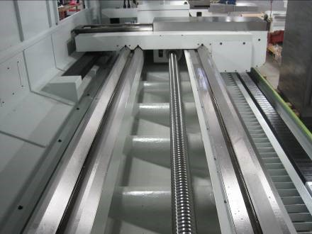 Horizontal bed turning machines with up-to-the-minute CNC conversational mode  FRYER ET-LC