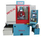Horizontal surface grinding machines with rotary table DELTA ROTAX