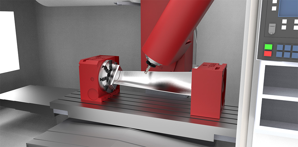 5-axis milling and machining centers with up-to-the-minute CNC conversational mode SX-60
