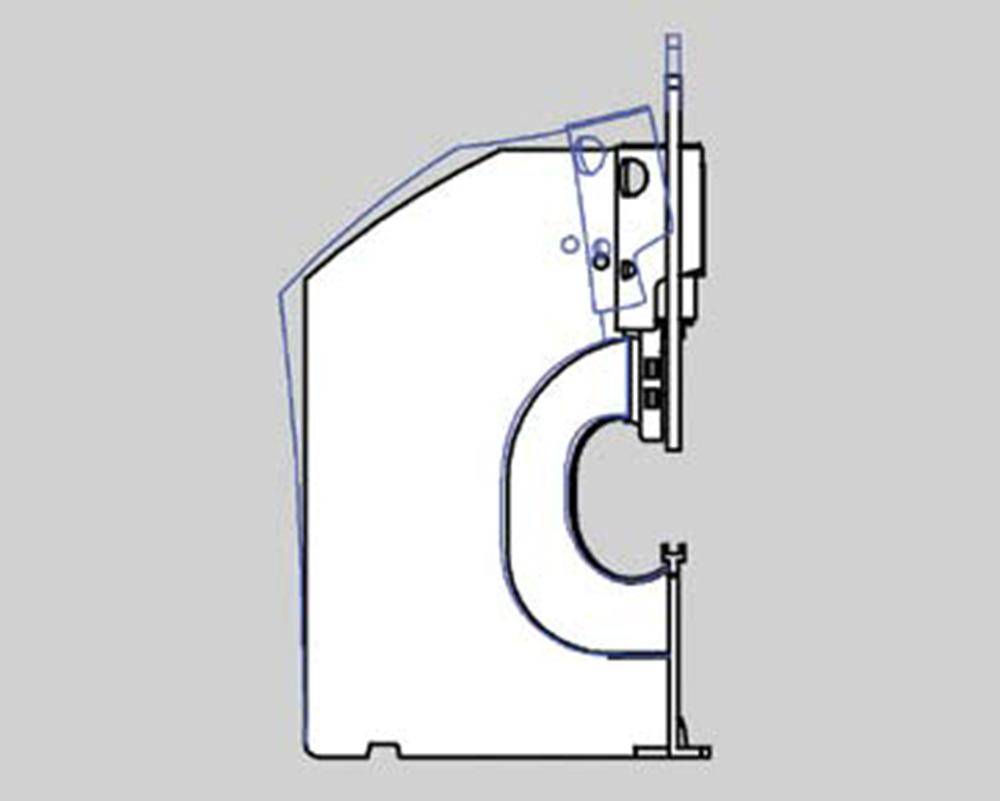 Hydraulic press brakes ADIRA PA