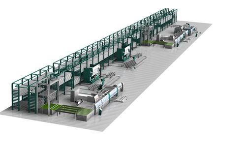 Автоматические мини-заводы SALVAGNINI AJS