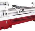 Horizontal bed turning machines with up-to-the-minute CNC conversational mode ET-18