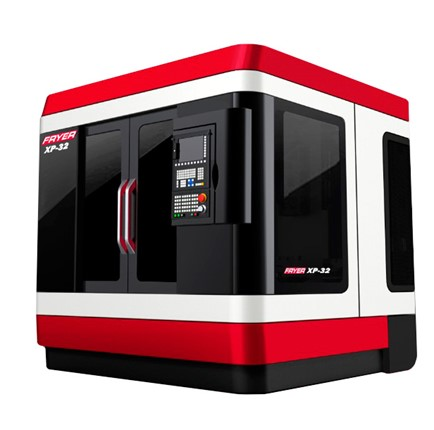 Vertical machining centers with conversational CNC control XP-32