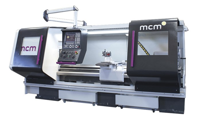 Horizontal precision turning centers with CNC ATL Giotto 210