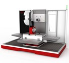 Horizontal machining centers with up-to-the-minute CNC conversational mode FRYER НR