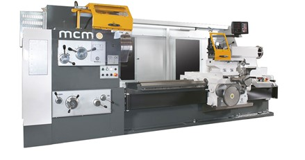Conventional universal precision lathes  MCM TC HEAVY