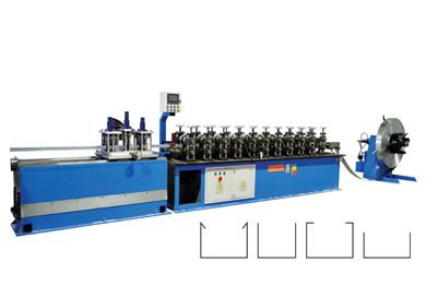Roll Forming Machines Pro-Mac Metal