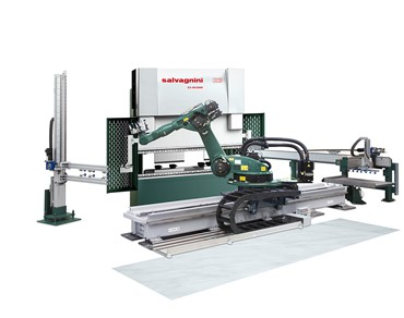 Robotic bending cells SALVAGNINI ROBOformER