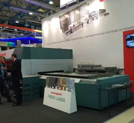 We are expecting you at the exhibition Metalworking-2015