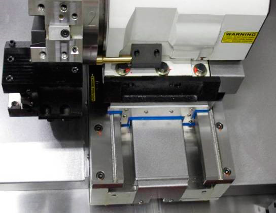 Slant bed turning centers SL-12