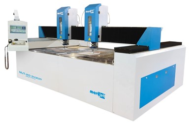 Water Jet Cutting Machines MAVIJET