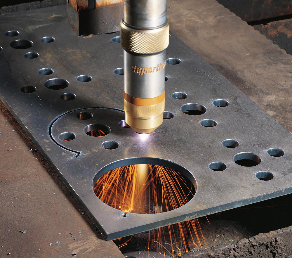 Consumables for gas & plasma cutting