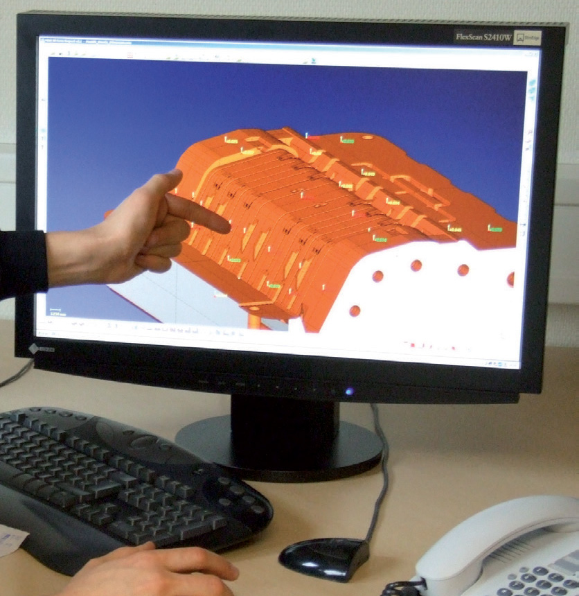 m&h Measuring Software 3D Form Inspect