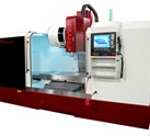 Vertical machining centers with conversational CNC control MC-45