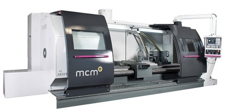 Horizontal precision turning centers with CNC MCM АTL HEAVY