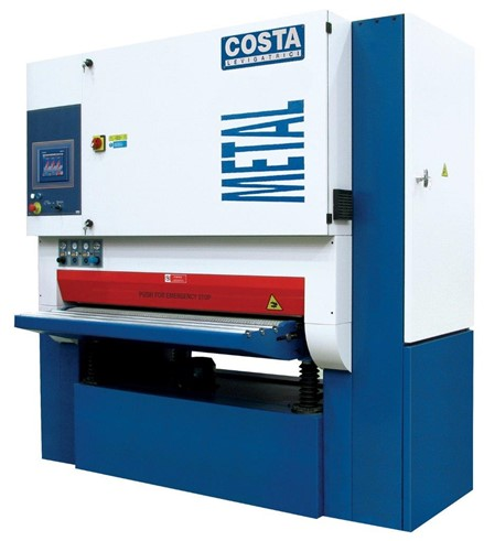 Standard machine tools for surface cleaning and sanding COSTA MD5