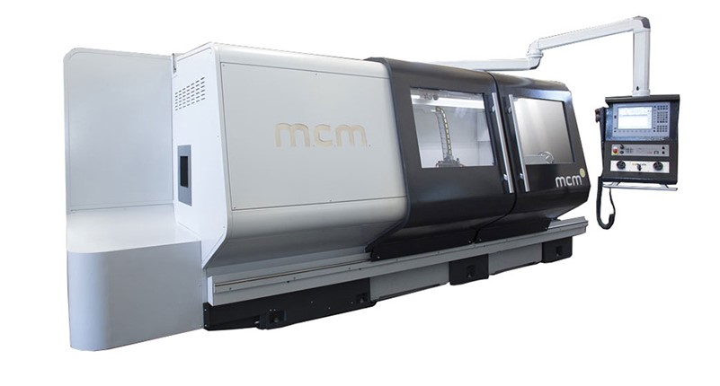 Horizontal precision turning centers with CNC ATL 370