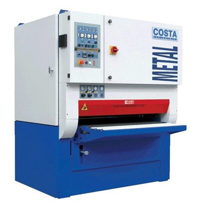 Standard machine tools for surface cleaning and sanding  COSTA MD4