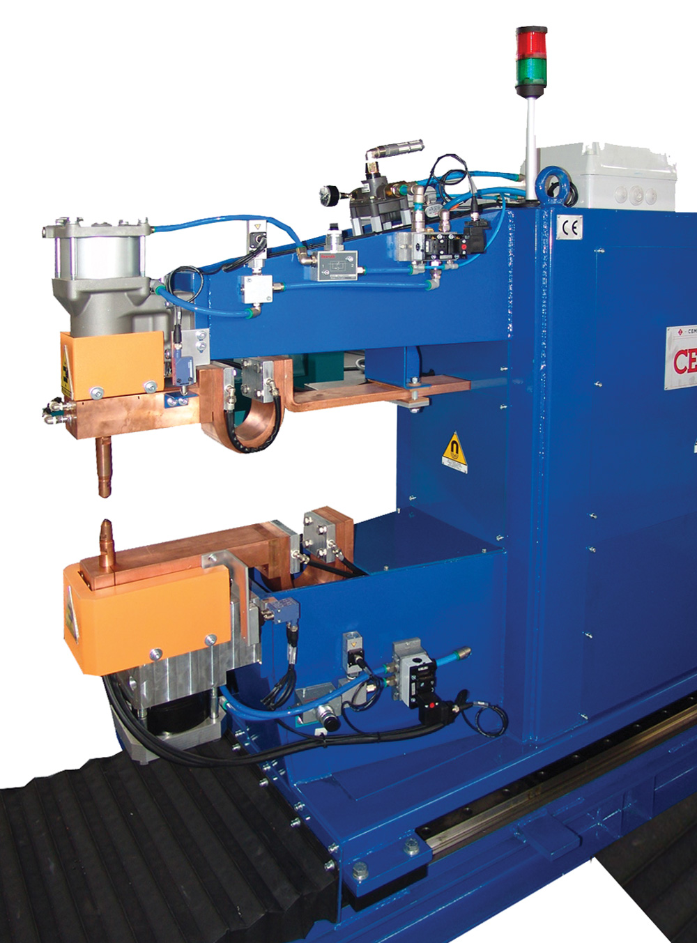 ERW machines for spot and projection welding ROBOSIDE PS