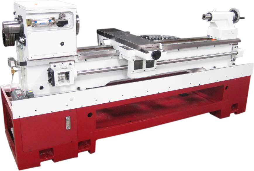 Horizontal bed turning machines with up-to-the-minute CNC conversational mode ET-50