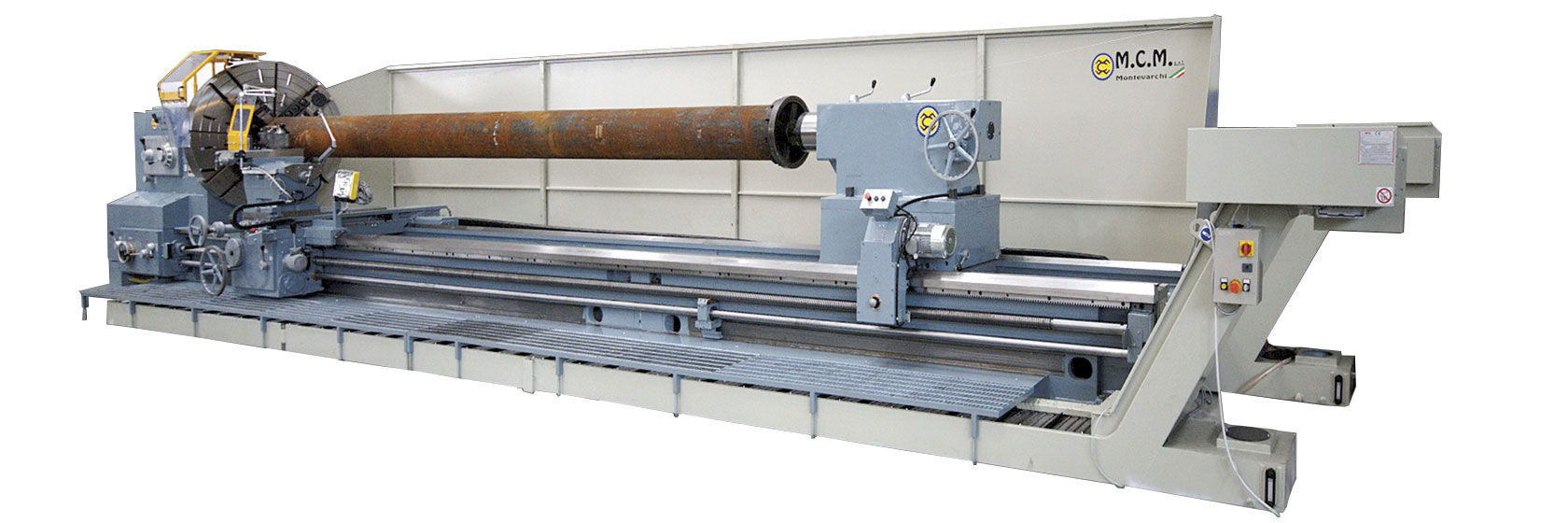 Conventional universal precision lathes TC HEAVY PLUS 1000